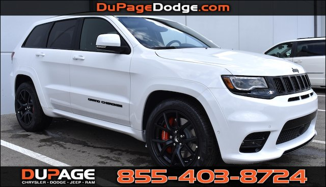 new 2018 jeep grand cherokee srt sport utility in glendale heights