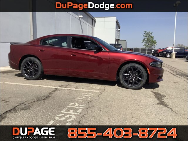 New 2019 Dodge Charger Sxt Sedan In Glendale Heights 191304
