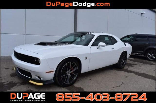 new 2018 dodge challenger r t 392 coupe in glendale heights 186156