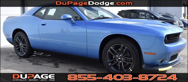 New 2019 Dodge Challenger Gt Coupe In Glendale Heights 190337