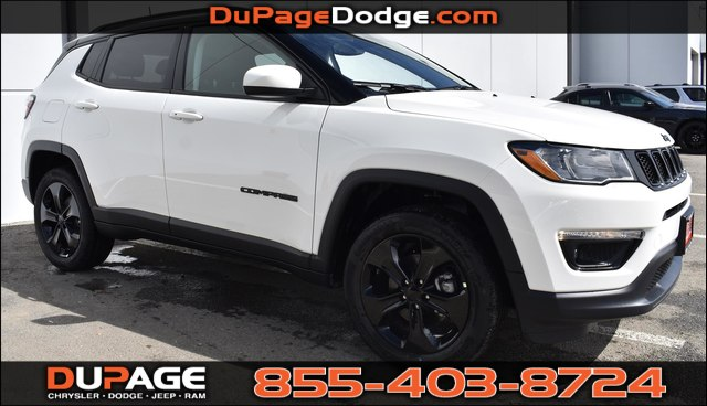 New 2019 Jeep Compass Latitude Sport Utility In Glendale Heights