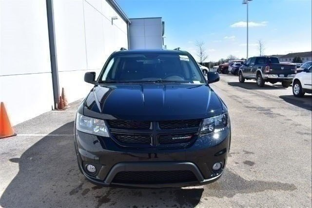 New 2018 Dodge Journey Gt Sport Utility In Glendale Heights 186057