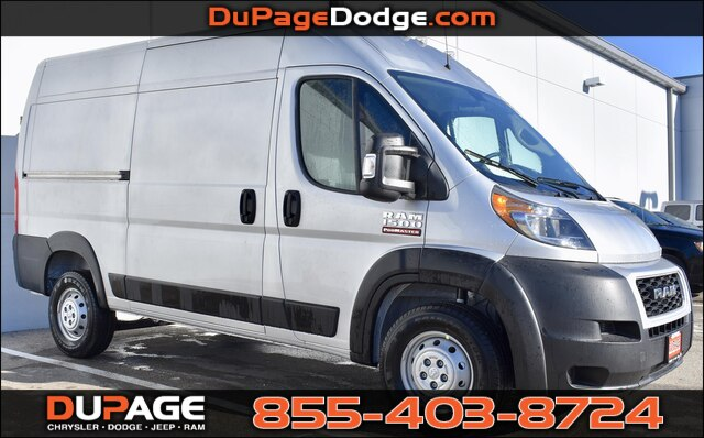 f945c1c42f New 2019 RAM ProMaster Cargo Van in Glendale Heights  190593 ...