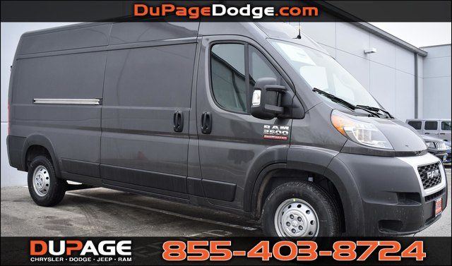 47e2345551 New 2019 RAM ProMaster High Roof Cargo Van in Glendale Heights ...