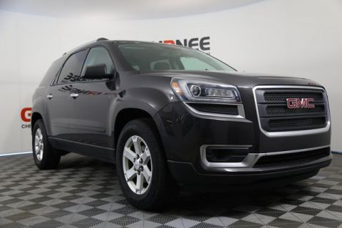 Pre-Owned 2016 GMC Acadia SLE-2 FWD 4D Sport Utility