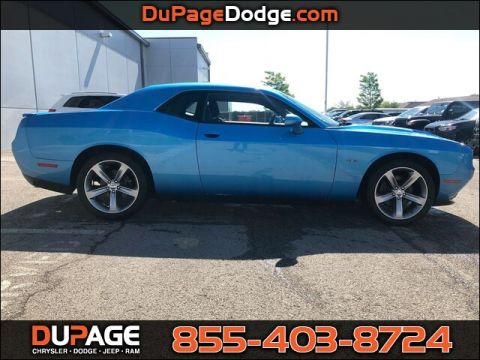 Pre-Owned 2015 Dodge Challenger SXT or R/T