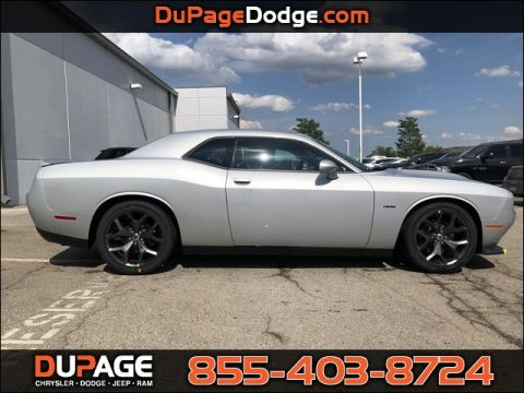 New 2019 DODGE Challenger R/T RWD Coupe