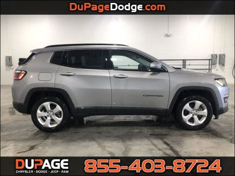 New 2020 JEEP Compass Latitude FWD Sport Utility