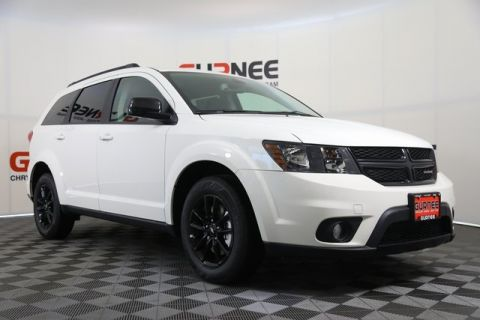 New 2019 DODGE Journey SE FWD Sport Utility